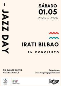 Cartel Irati Bilbao