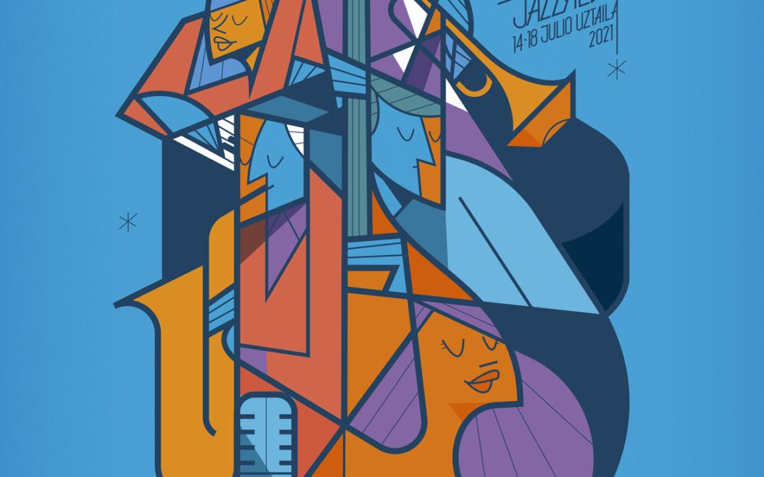 La 44 edición del Festival de Jazz de Vitoria-Gasteiz se celebrará del 14 al 18 de julio