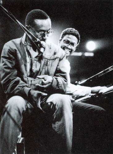 Herbie Hancock y Bobby McFerrin ·  IX Festival de Jazz 1985